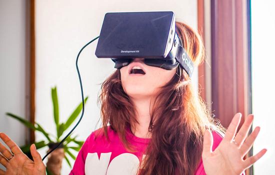 Iets kijken met je Oculus Rift