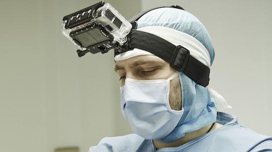Oculus Rift operatie