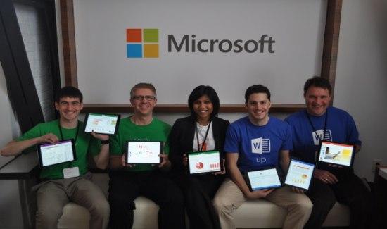 Microsoft komt ook met Office voor Android-tablets