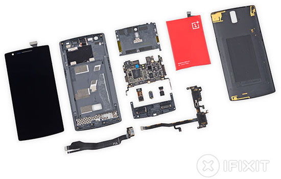 Hoe goed is de OnePlus One te reparen?