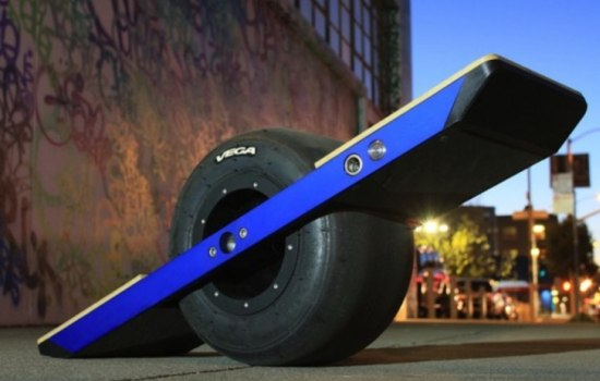 OneWheel: elektrisch skateboarden op één wiel