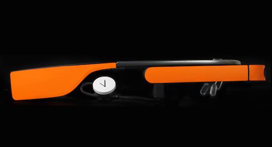 Louis van Gaal en Oranje aan de Google Glass
