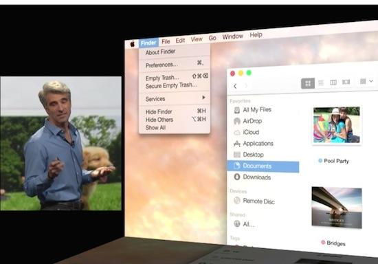 Apple OS X 10.10