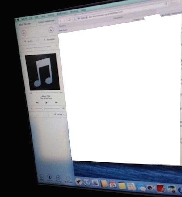 Dit zijn de eerste foto's van Apple OS X 10.10