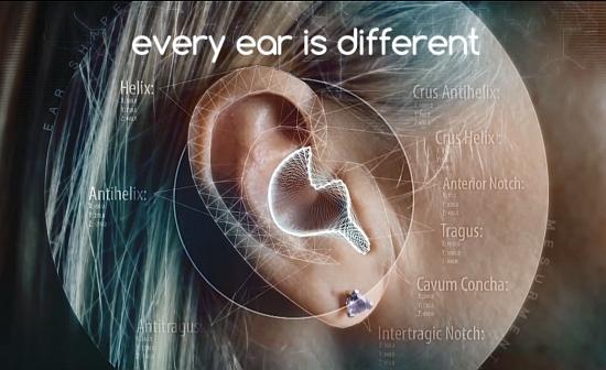 Draadloze maatwerk oordopjes passen naadloos in ieder oor