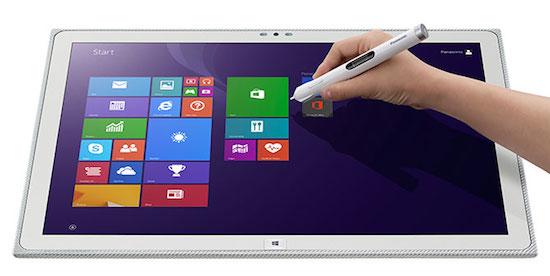 Panasonic 4K Toughpad Tablet