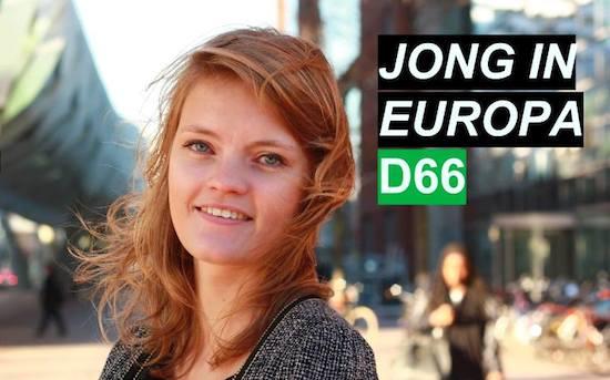 D66-kandidaat werft stemmen op Tinder