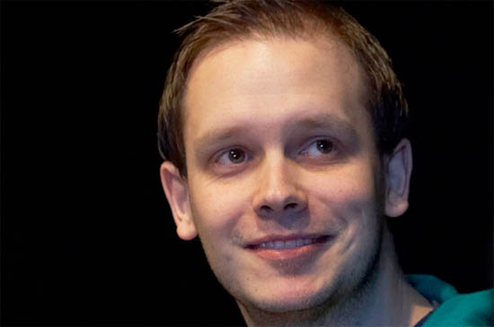 Peter Sunde - Pirate Bay