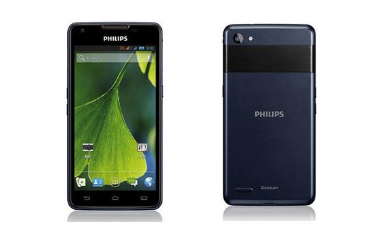 Philips telefoon met twee maanden stand-by tijd