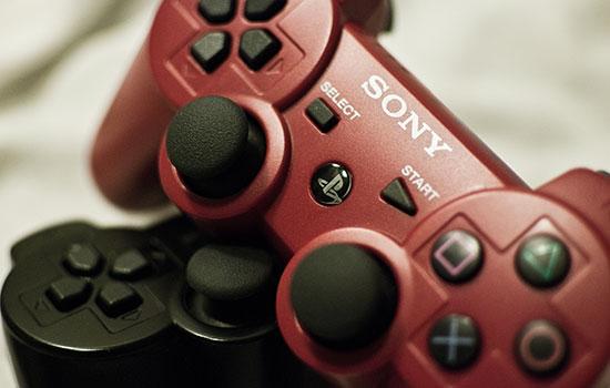 De DualShock 3 van Sony