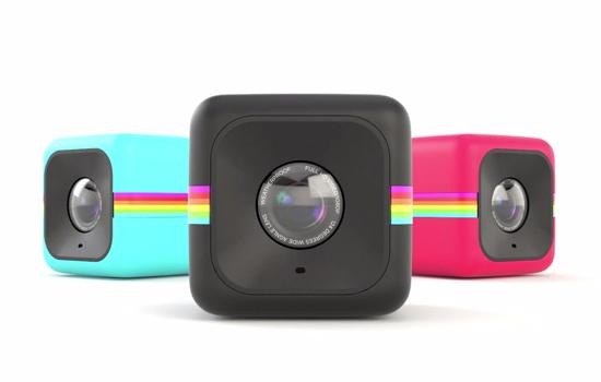 Polaroid kondigt een GoPro concurrent aan voor 75 euro