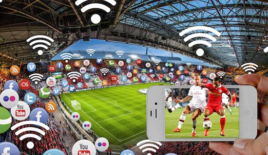 PSV-stadion krijgt gratis en niet-gratis wifi