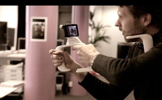 Je omgeving is het decor in deze first person iPhone-shooter