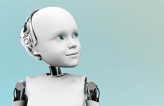 Robot jonkie