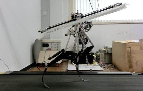 Deze Raptor robot komt rechtstreeks uit een nachtmerrie