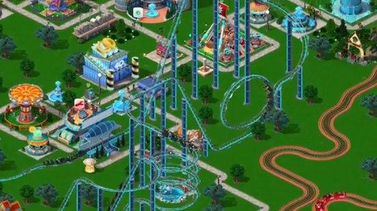 Rollercoaster Tycoon 4 wordt ouderwets goed