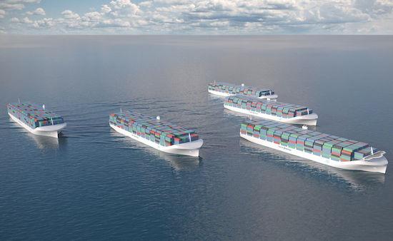 Rolls-Royce werkt aan drone-schepen