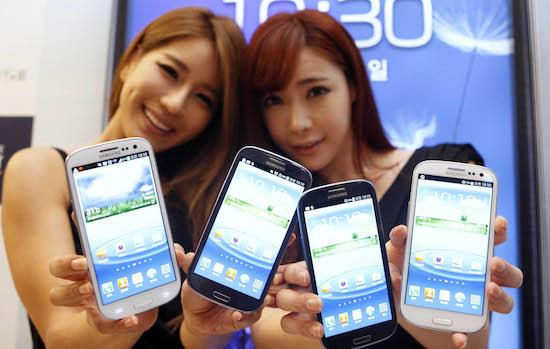Samsung maakt voor het eerst in 2 jaar minder winst
