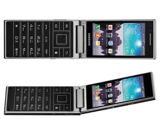 Moet Samsung deze klaptelefoon hier op de markt brengen?