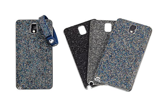 Pimp je Galaxy Note 3 met Swarovski-covers