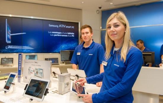 Nederland krijgt meerdere Samsung-stores