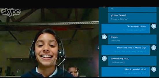Kijk hoe Skype Translator live je gesprekken vertaalt