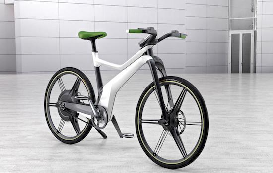 NIET de bewuste fiets