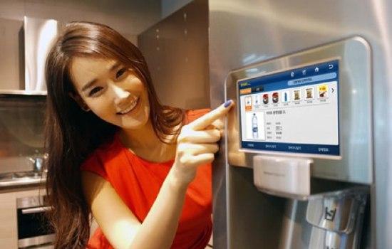 Criminelen hacken voor het eerst een koelkast