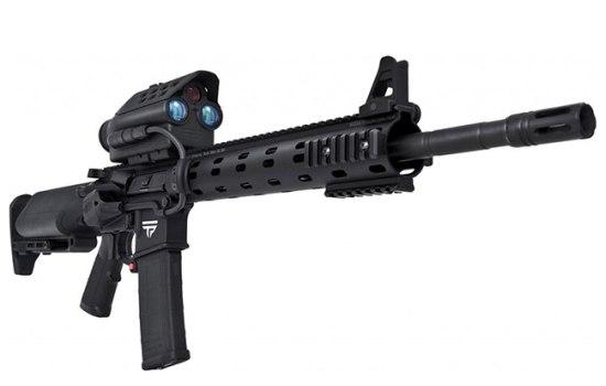 Amerikaanse leger test smart rifles