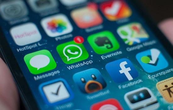 Whatsapp heeft geen nadelige gevolgen voor taalkennis