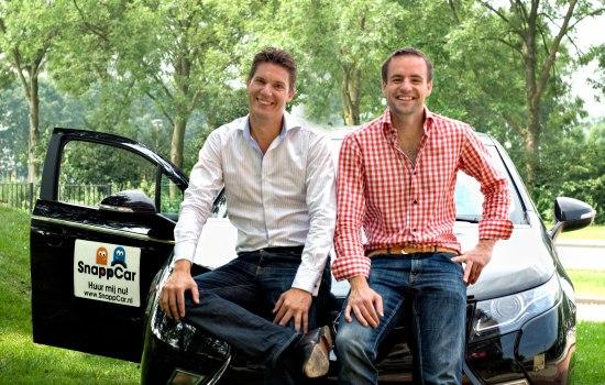 Snappcar verbreekt crowfundingrecord in Nederland
