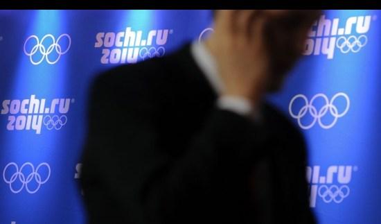 Video: Sochi-journalist na 1 minuut al gehacked