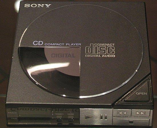 Sony D-50 MK2 diskman