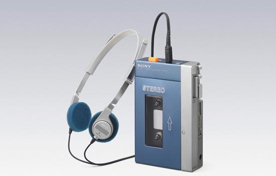 De geschiedenis van de Sony Walkman in 35 jaar