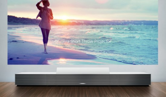 Sony Dreamy Life Space UX Projector