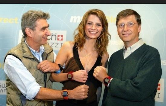 Microsofts smartwatch gaat langer mee dan een dag