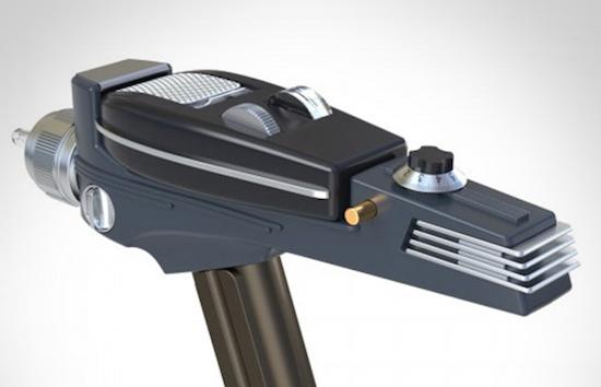 Star Trek afstandsbediening: turn it up, Scotty