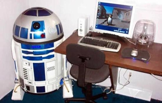 Star Wars R2-D2 mod