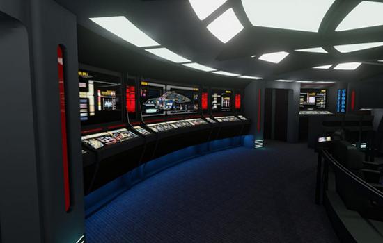 Met de Oculus Rift een kijkje nemen in de Star Trek Voyager