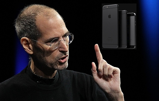 Steve Jobs en de iPhone 6
