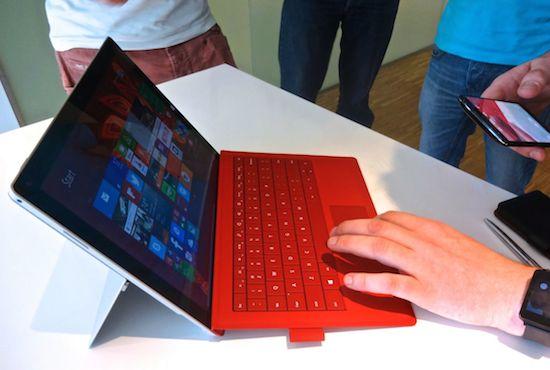 Onze eerste indruk van de Microsoft Surface Pro 3
