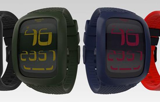 Horlogemaker Swatch gaat strijd aan met Apple