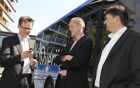 Syntus snapt het en laat je buskaartjes kopen via een app