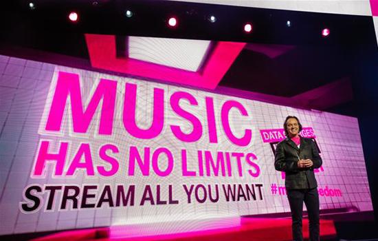T-Mobile laat je straks gratis muziek streamen
