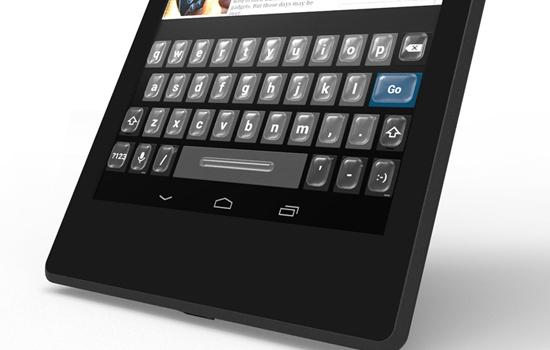 Tactus Technology introduceert toetsenbord dat verdwijnt