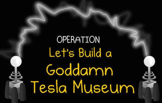 Elon Musk doneert $1 miljoen aan Tesla-museum