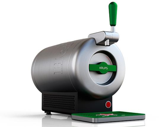 The SUB, een thuistap voor Heineken