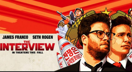 Geheime screenings The Interview in meerdere steden