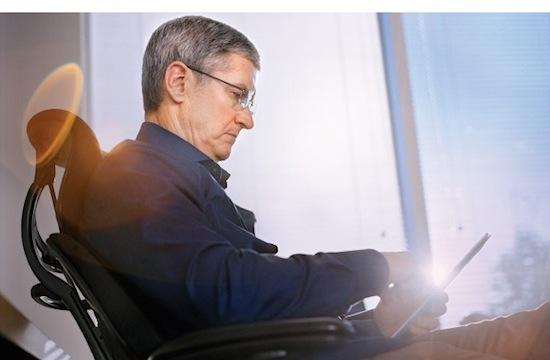 Apple-baas: ik ben trots om homo te zijn