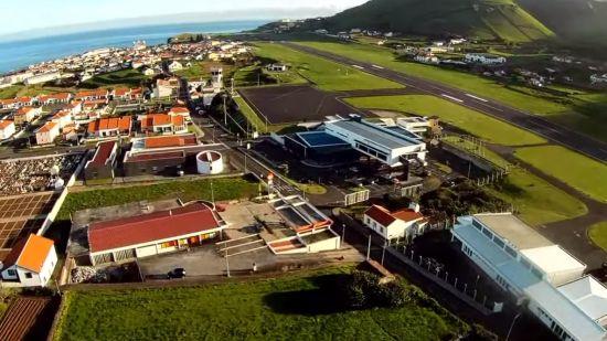 Een virtuele reis maken met behulp van drones
